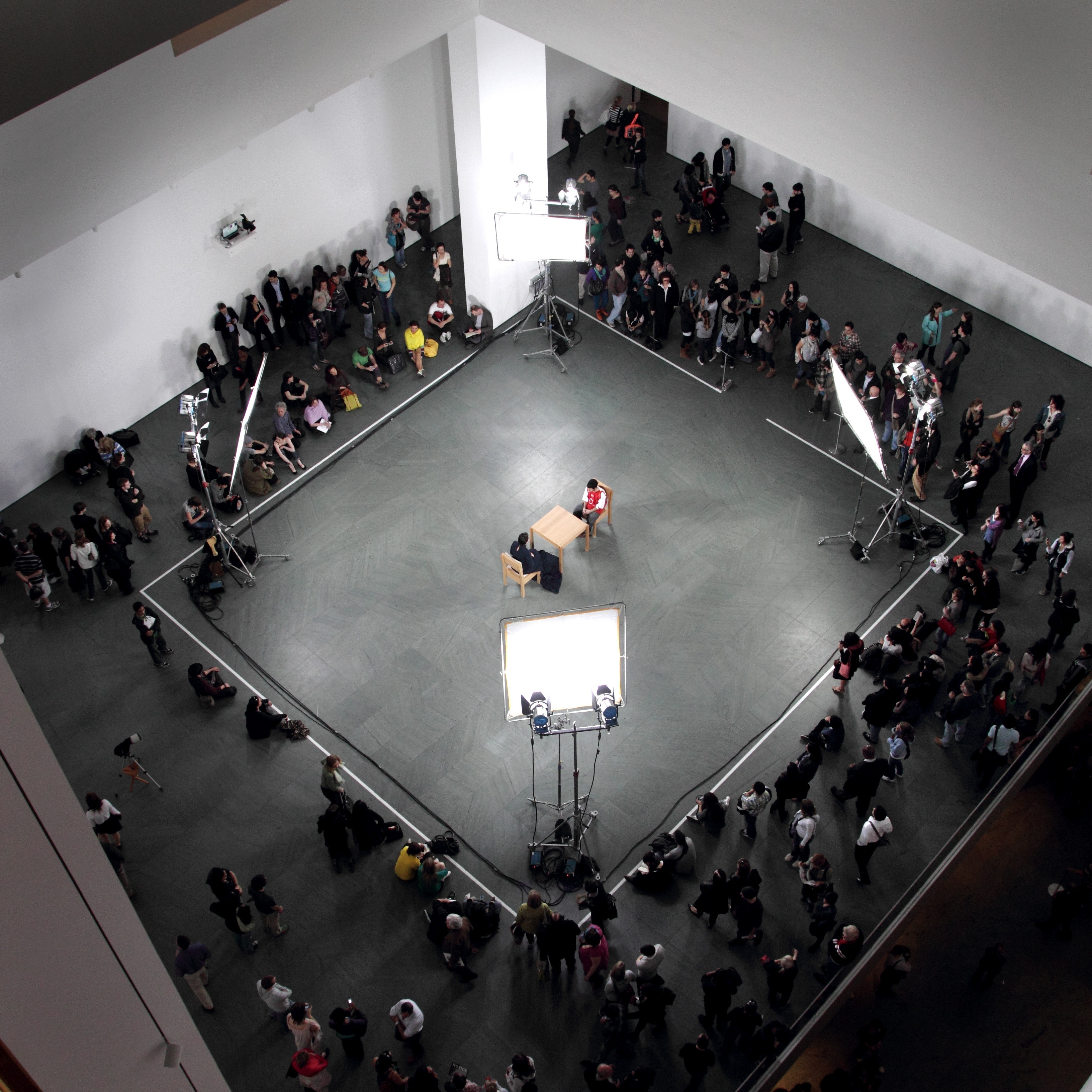 How much did it cost to go the Marina Abramovic: The Artist Is Present at MOMA?